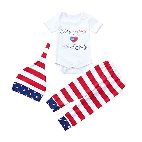 Hattfart Baby Boys Cake Smash Outfit First Birthday Bloomers Clothes Set