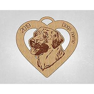 Anatolian Shepherd, Anatolian Shepherd Ornament, Shepherd Ornament, Personalized Dog Ornament 15