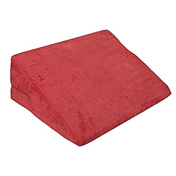"""Funwill Positioning Pillow High-density Foam Cushion Supports Wedge Bed Pillow With Removable Cover (18"""" X 13"""" X 6"""") 1"""