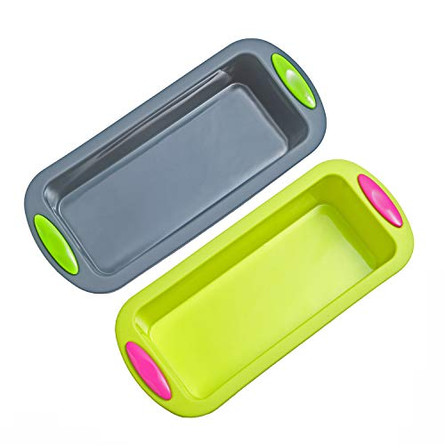 Megrocle Silicone Nonstick Oven Microwave Dishwasher Bakeware product image