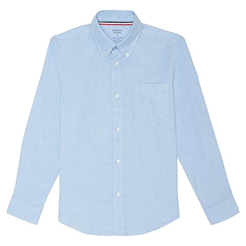 French Blue Oxford - 2