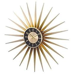 Kirch Sunburst Clock