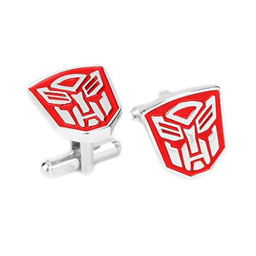 Transformers Optimus Prime Autobots Cufflinks By Athena