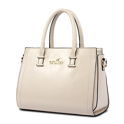 Qckj Fashion Cross Body Messenger Bag Da Donna Con Chiusura Lampo