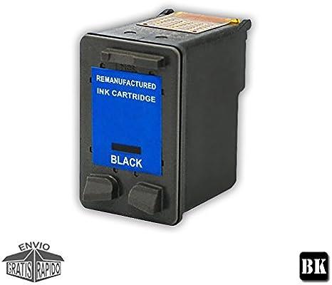 Cartucho DE Tinta Negro Compatible H21 BK XL C9351AE para ...