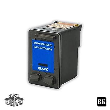 Cartucho DE Tinta Negro Compatible H21 BK XL C9351CE para ...