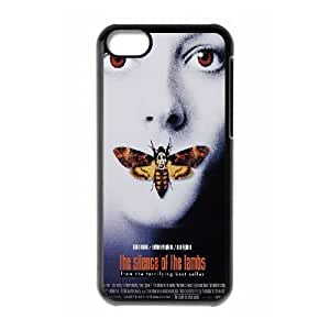 iPhone 5c Cell Phone Case Black The Silence Of The Lambs 001 HIV6755169506835