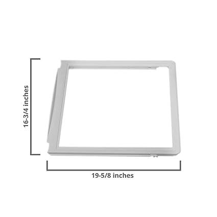 Frigidaire 240599301 Drawer Cover Refrigerator