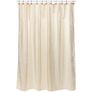 Amazon.com: Maytex Microfiber Shower Curtain/Liner, Bone, 70\