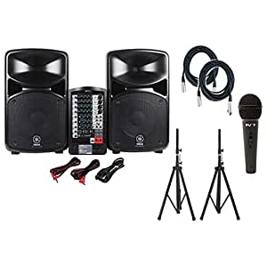 Amazon Com Yamaha Stagepas 600i Powerful Full Featured