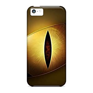 Ultra Slim Fit Hard Dana Lindsey Mendez Case Cover Specially Made For Iphone 5c- Eeys Of Devil