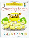 Counting to Ten, Lisa Miles and Stephen Cartwright, 0746034075