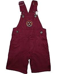 Harvard University Crest Newborn Baby Infant Toddler Overalls