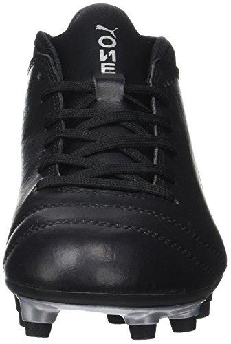 Puma Chaussures black silver One Black de 4 Homme Football Noir 17 atBqapwxr