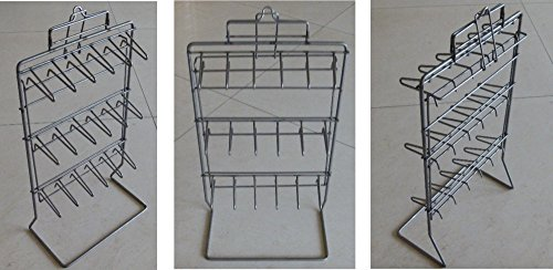 3 Levels Key Holder Display with Lock by In Style Trading (Image #2)