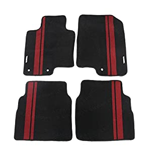 LT Sport SN#100000000988-201 Custom Fit 10-14 HYUNDAI SONATA Stylish Nylon Floor Mats Carpet