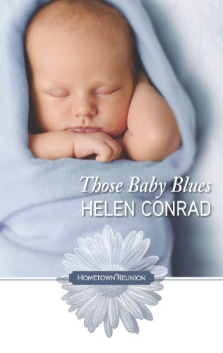 book cover of Those Baby Blues