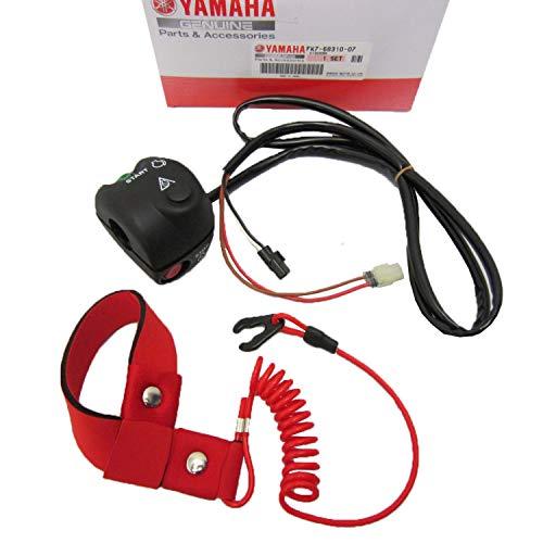 Yamaha FK7-68310-07-00 SWITCH BOX ASSY; FK7683100700
