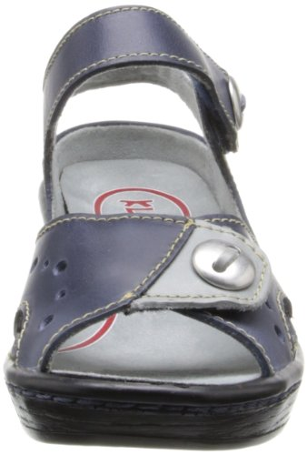 Pictures of Klogs USA Women's Cruise Dress Sandal black 6
