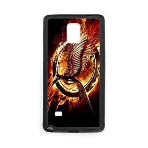 Samsung Galaxy Note 4 Cell Phone Case Black The Hunger Games Catching Fire JSK641694