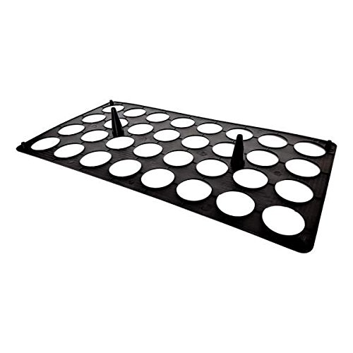 1020 Net Pot Trays 10 Pack for Aquaponics and Hydroponics by Bootstrap Farmer