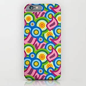 Society6 - Abstract Pattern iPhone 6 Case by LaDa
