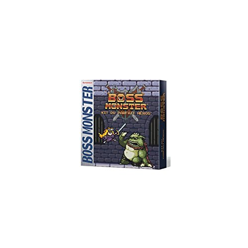 Asmodee–Boss Monster–Ext. Kit Perfect Hero, efbwbm03, No