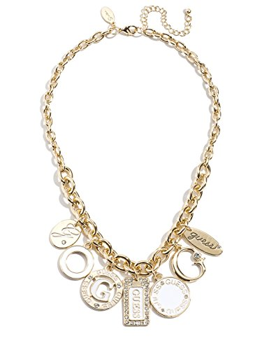 GUESS Factory Womens Gold Tone Necklace
