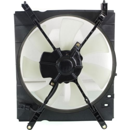 Make Auto Parts Manufacturing - CAMRY 00-01 RADIATOR FAN SHROUD ASSEMBLY, Right, 4 Cyl, USA Built - TO3113103