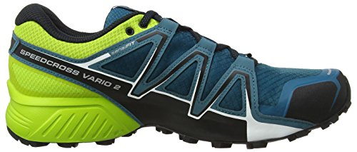 De Lime Noir Vario 2 Salomon Pied Vert Trail Gtx Hommes Speedcross deep Course Chaussures Pour Lagoon 1nwAdBH1q