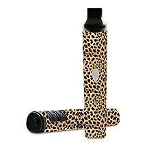 Grenco G Pro Vaporizer Vape E-Cig Mod Box Vinyl DECAL STICKER Skin Wrap / Cheetah Print Design