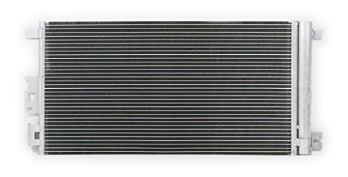 A-C Condenser - Pacific Best Inc For/Fit 3279 04-12 Chevrolet Malibu/MAXX 05-10 G6 07-10 (Chevrolet Malibu A/c Condenser)