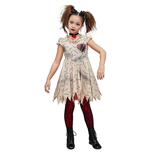 CHASING FIREFLIES Voodoo Doll Costume for Girls