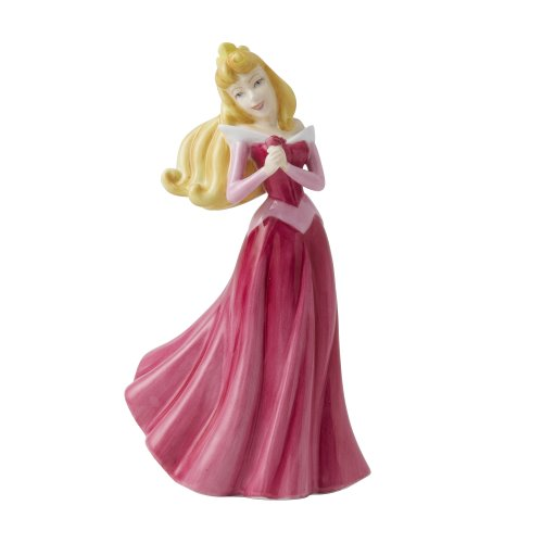 (Royal Doulton Sleeping Beauty Figurine Part of the Walt Disney Showcase)
