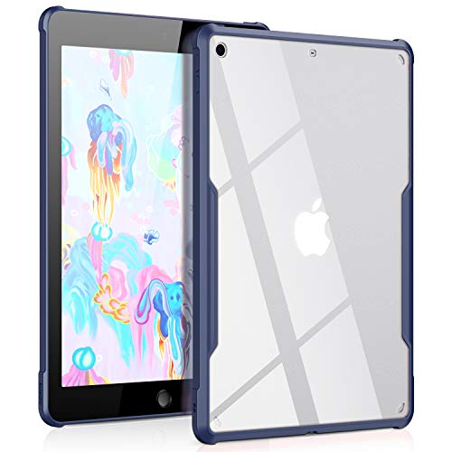Blue Case Clear Crystal - CXCASE iPad Air 3 Case 10.5