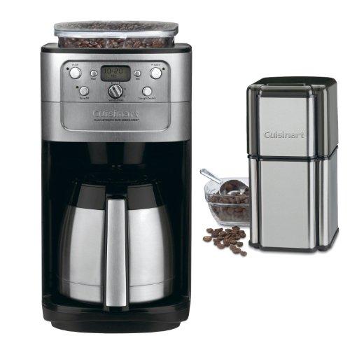 Cuisinart DGB 900BC Coffeemaker DCG 12BC Refurbished