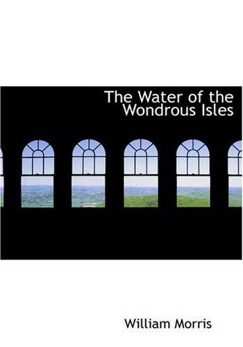 The Water of the Wondrous Isles pdf epub