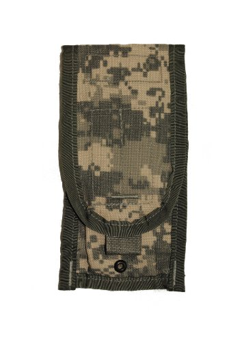 Us Army M16 (Genuine US Military GI M4 Double Mag Pouch Molle II AR15 M16 ACU Digital Camo Made In USA)
