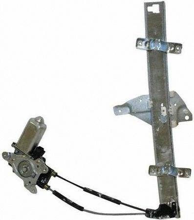 Amazon.com: 97-03 PONTIAC GRAND PRIX FRONT WINDOW REGULATOR ... on