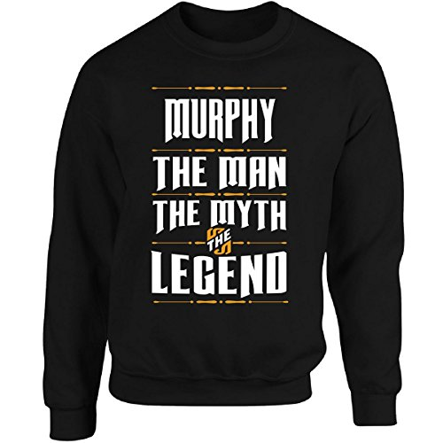 murphy-the-man-the-myth-the-legend-surname-humor-adult-sweatshirt-3xl-black