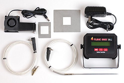 Flame Boss 200 WiFi Kamado Grill & Smoker Temperature Controller by Flame Boss (Image #2)