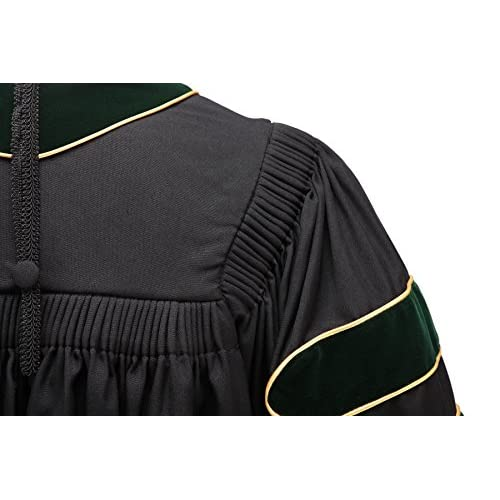 fc007a8dede2 Robe Depot Unisex Deluxe Doctoral Graduation Gown