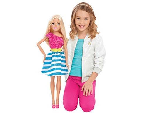 Just Play 83885-Barbie Doll, 28