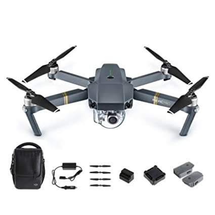 ffae2625a8c Buy DJI Mavic Pro with Fly More Combo Online at Low Prices in India ...