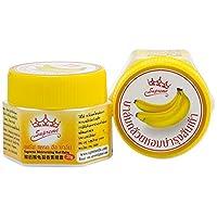 BOOSO Crema para pies, crema reparadora del talón, producto para el cuidado de la piel con reparación de aceite de plátano, removedor de piel muerta, crema antiarrugas para grietas