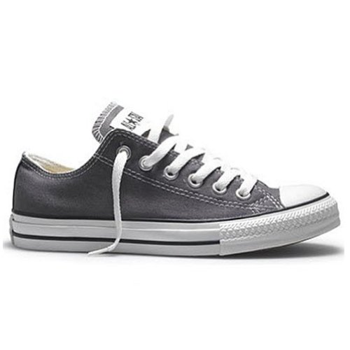 converse grises oscuro