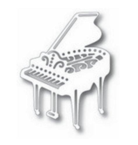 Tutti Designs Piano Cutting Die TUTTI-335