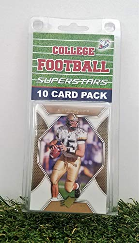 (Purdue Boilermakers- (10) Card Pack College Football Different Purdue Superstars Starter Kit! Comes in Souvenir Case! Great Mix of Modern & Vintage Players for the Super Boilermakers Fan! By 3bros)