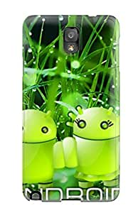 For Galaxy Case, High Quality Android Nature Concept For Galaxy Note 3 Cover Cases