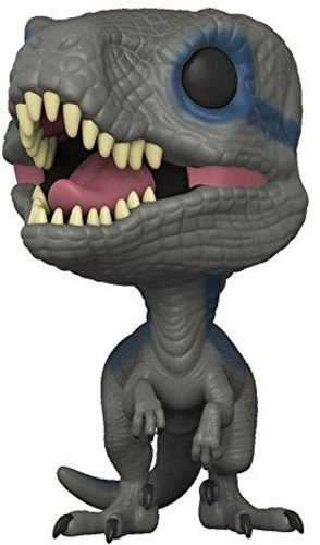 Pop Movies: Jurassic World 2 – Blue, Velociraptor Collectible Figure, Multicolor